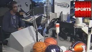 Worst Way to Get Fired? [Chicago Sports Radio 87.7]