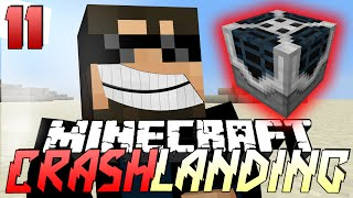 Minecraft Crash Landing 11 - AUTOMATE ENERGY