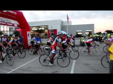 Chris Canetti - Dignity Memorial Houston American Diabetes Association Tour de Cure