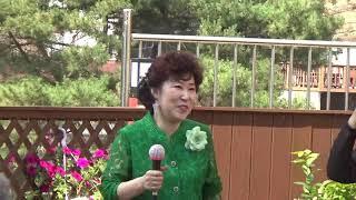 용두산엘레지 가수이사순 수지예술단 사랑사랑요양원 201…