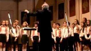 """""""IMAGINE"""" de John Lennon.  Coro de Niños Cantores de Córdoba"""