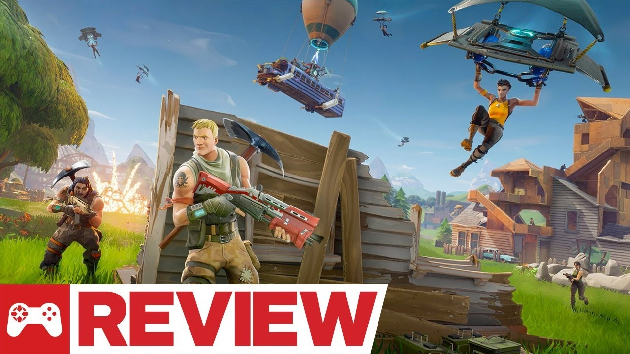 Fortnite Battle Royale Review Youtube