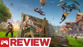 Fortnite Battle Royale Review (Video Game Video Review)