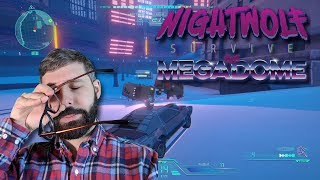 Nightwolf: Survive the Megadome (Video Game Video Review)