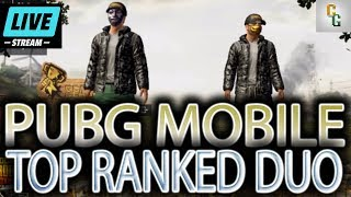 PUBG Mobile Live Stream Crown Rank Duos with ConnorJaus | Going for Ace (Lightspeed/English)
