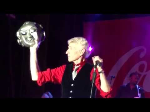 "Dennis DeYoung (Styx) - ""Mr. Roboto"" Live in Charlotte, NC (Speed Week 5/23/15)"