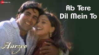 Ab Tere Dil Mein To - Aarzoo | Akshay Kumar, Madhuri Dixit, Saif Ali Khan | Kumar Sanu, Alka Yagnik