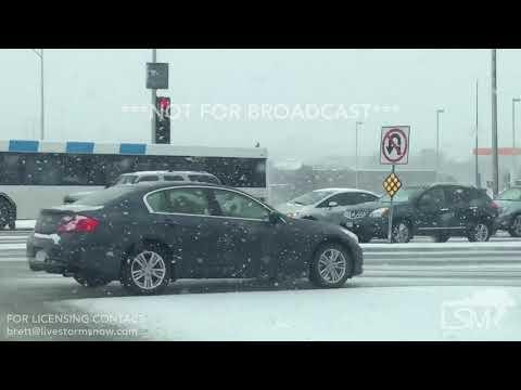 11-09-18 Omaha, NE - Heavy Snow and Ice on I-80