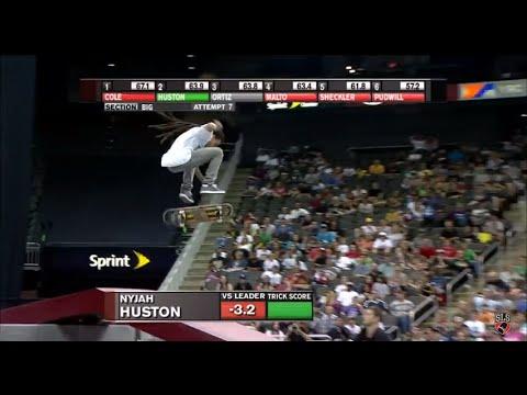 Street League Greatest Moments: The Last 4 Tricks Of KC 2011