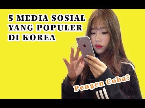 DI KOREA 5 SOSIAL MEDIA INI YANG PALING POPULER #YKid