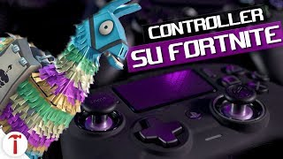 Configure the Controller for Fortnite Nacon Revolution Unlimited