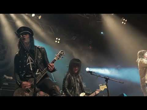 "L.A. Guns - ""Speed"" (Official Live Video - Milan, IT)"