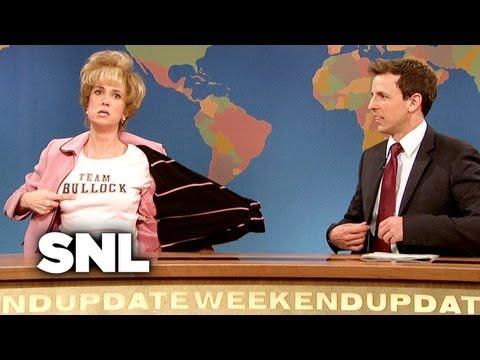 Weekend Update: Aunt Linda Spring Movies - SNL