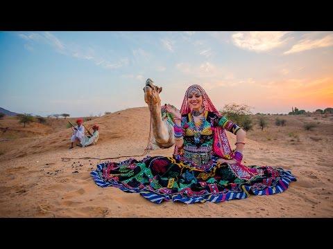 Marta Chandra Kabeliya North Indian Rajasthani Folk and Gypsy Dance by Good Karma Media