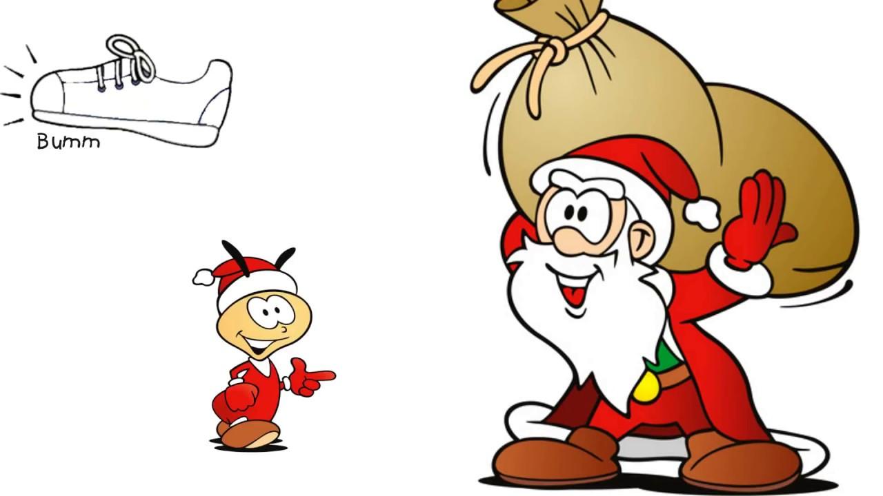 Lustige Weihnachtslieder.Nikolauslied Suss Lustig Einfach Bodypercussion Einfache Weihnachtslieder Adventslieder 2019