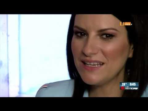 #Entrevista a @Laura Pausini  Nos platica de su nuevo disco y de su gusto por Monterrey