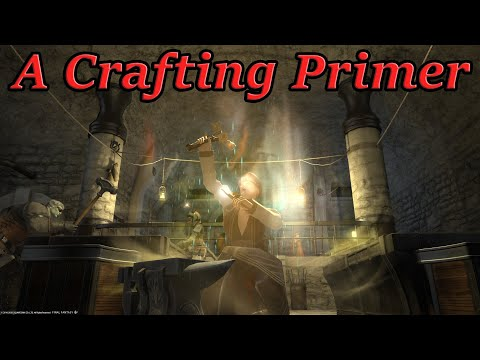 FFXIV: A Beginner's Guide to Crafting Basics