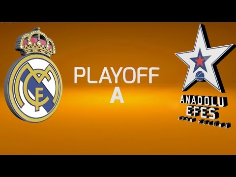 Post-game Pressconference: Real Madrid-Anadolu Efes Istanbul