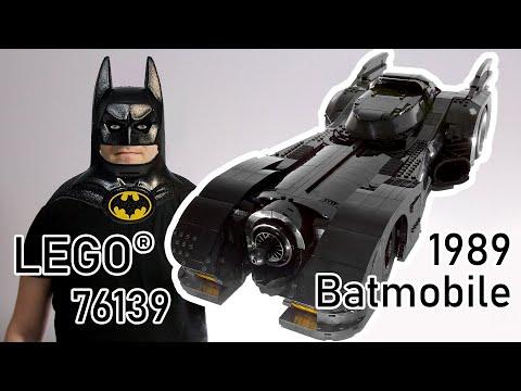 LEGO 76139 1989 Batmobile Review | 76139 LEGO DC | LEGO Batman | LEGO Joker | LEGO Vicky Vale