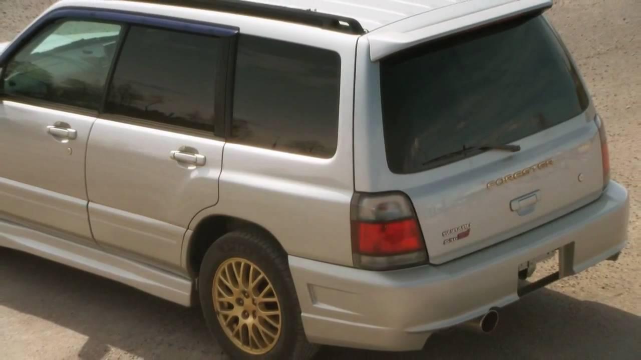 Superior Imports Subaru Forester S Tb STi 99