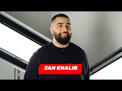 JAH KHALIB о новом альбоме и фите с Artik & Asti