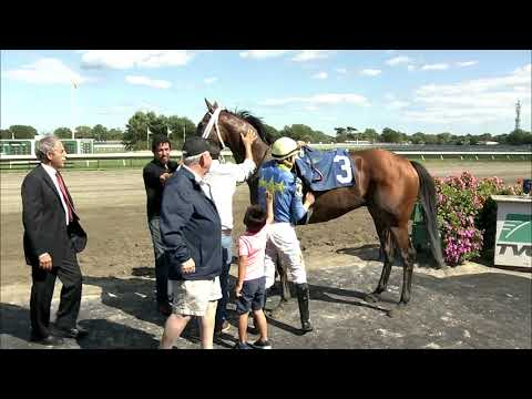 video thumbnail for MONMOUTH PARK 9-7-19 RACE 4