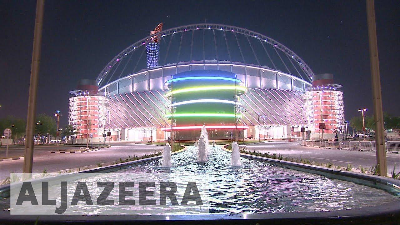 Qatar 2022: Khalifa stadium to officially open on Friday ...