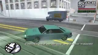 GTA San Andreas - mission #62 Test Drive - HD