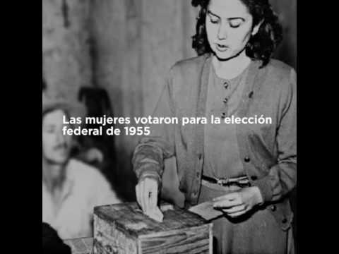 3 de julio. Primera vez que las mujeres votaron en México - Movimiento Ciudadano