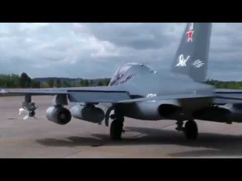 FA-50 (South Korea) vs Yak-130 (Russia)