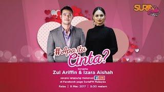 Video Zul Ariffin & Izara Aishah #apaitucinta Ep12 download MP3, 3GP, MP4, WEBM, AVI, FLV Juli 2018