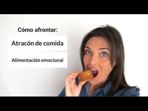 Afrontar un atracón de comida o alimentacion emocional (comedor ...