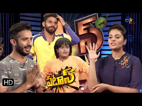 Patas | 30th October 2017 | Full Episode 596 | ETV Plus
