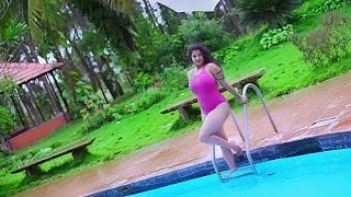 Shubha Poonja Hot Photo shoot video/must watch