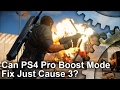 Can PS4 Pro Boost Mode Fix Just Cause 3 mp3