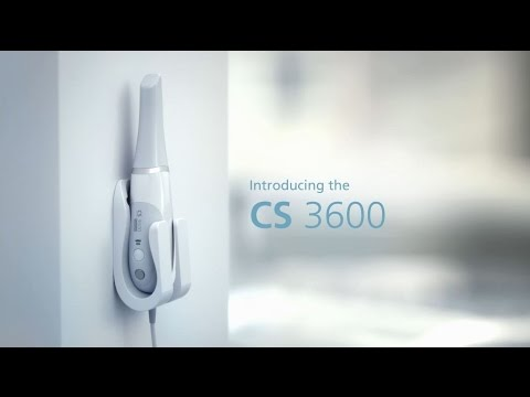 CS 3600 Intraoral Scanner - High Speed, Intuitive, and Accurate Digital Impressions