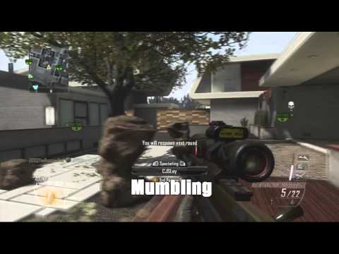 Funniest Black Ops 2 Troll EVER?! - Fake Girl Trolling!
