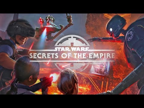 ANNOUNCED: Immersive Star Wars VR experience coming to Walt Disney World, Disneyland from The Void