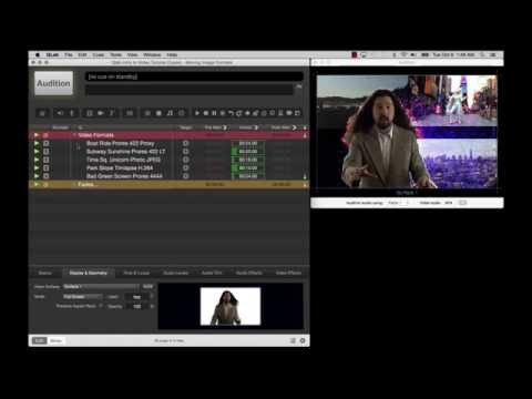 Introduction to Video Cues in QLab 3
