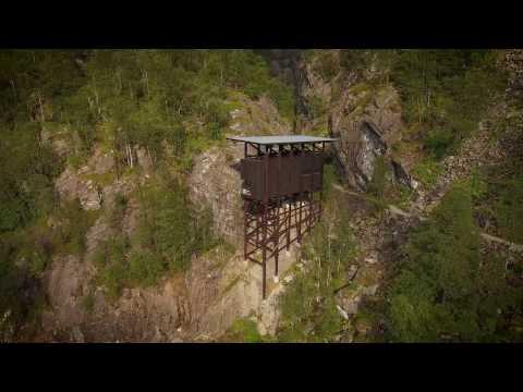 Peter Zumthor about Allmannajuvet, Norwegian Scenic Route Ryfylke