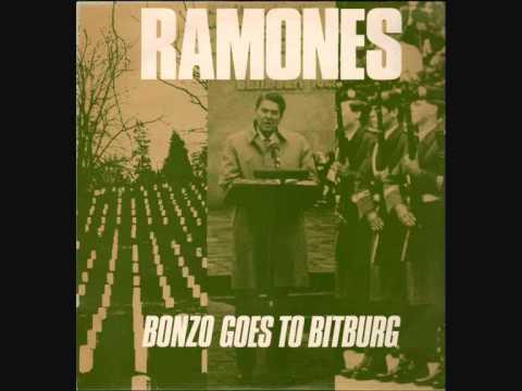Ramones - My Brain Is Hanging Upside Down (Bonzo Goes to Bitburg)