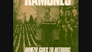 Ramones - My Brain Is Hanging Upside Down (Bonzo Goes to Bitburg)