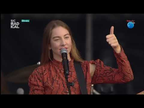 Haim | Live at Rock In Rio Lisboa 2018