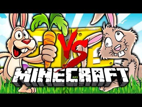 Minecraft: EASTER LUCKY BLOCK CHALLENGE | EASTER EGG HUNT