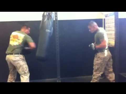 Marine corp gym