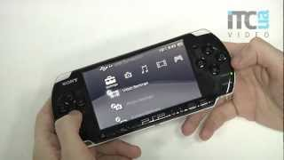 Обзор Sony PSP Slim 3000