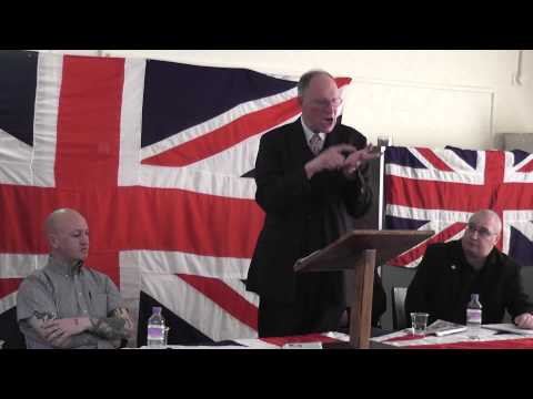 Scottish National Front Meeting - 29/03/14