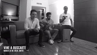 Fonseca - Sesiones de Hotel: Vine a Buscarte