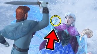 Mistakes That Slipped Through Editing in Disney Movies