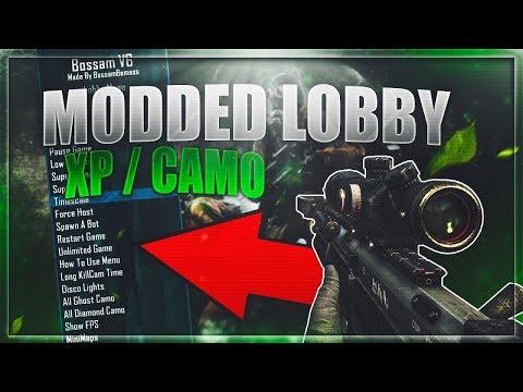 BO2 Fun Lobbies/XP/Camo Lobbies PS3 | Type !join